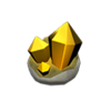 Animal Crossing: New Horizons Gold nugget