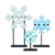 Illuminated snowflakes Animal Crossing New Horizons