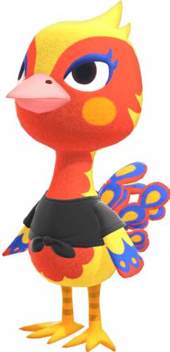 Animal Crossing New Horizons April Bugs Fish Villager Birthdays