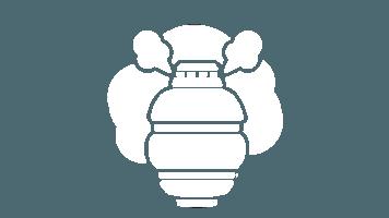 Caustic Tactical Ability Nox Gas Trap