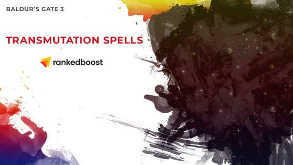 Transmutation Spells BG3