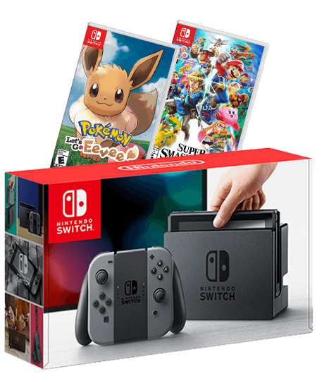 Nintendo Switch Giveaway (Open) - August, 2019