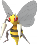 Beedrill Spawn Locations