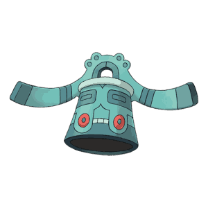 Bronzong Spawn Locations