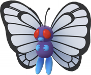 butterfree Pokemon Go