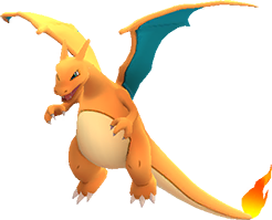 Charizard Pokemon Go