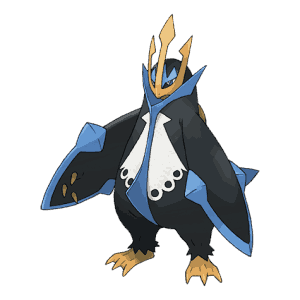 Empoleon Spawn Locations