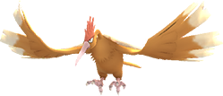 fearow Pokemon Go