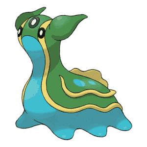 Gastrodon Spawn Locations