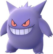 Pokemon GO Gengar Raid Boss | Max CP | Evolution | Moves