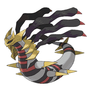 Giratina Origin Forme Spawn Locations