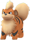 growlithe Pokemon Go