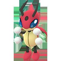 ledian Pokemon Go