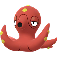 Octillery Spawn Locations