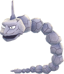 Onix Spawn Locations