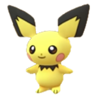 Pichu Spawn Locations