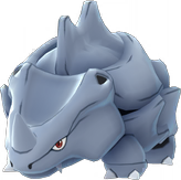 Rhyhorn Spawn Locations