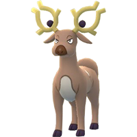 Stantler Spawn Locations