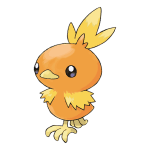 Torchic Spawn Locations
