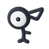 Unown Spawn Locations