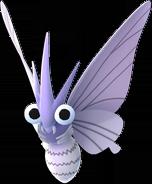 venomoth Pokemon Go