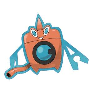 Wash Rotom Spawn Locations