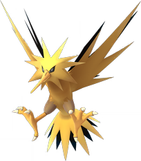 Zapdos Pokemon Go