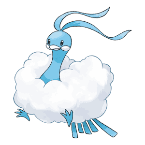 altaria Pokemon Go