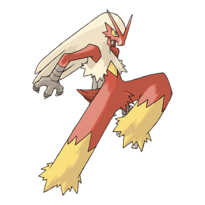 Blaziken Pokemon Go