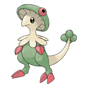 breloom Pokemon Go