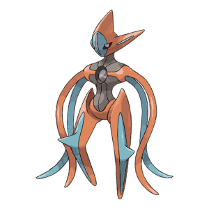 deoxys attack Pokemon Go