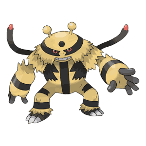 Electivire Pokemon Go