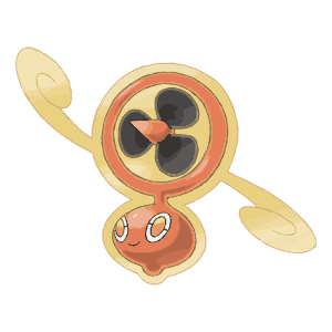 fan rotom Pokemon Go