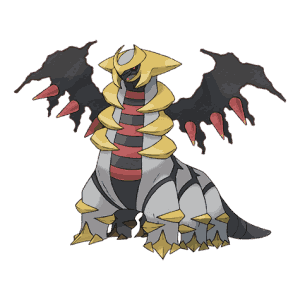 giratina altered forme Pokemon Go