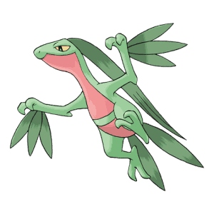 Grovyle Pokemon Go