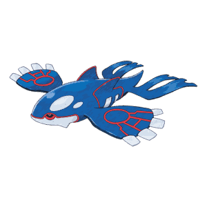 kyogre Pokemon Go