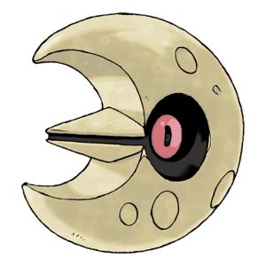 lunatone Pokemon Go