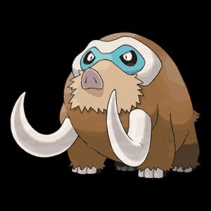 mamoswine Pokemon Go