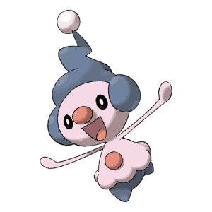 mime jr Pokemon Go