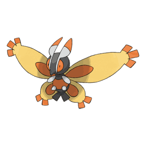 mothim Pokemon Go