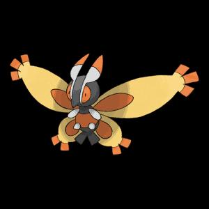 mothim Pokemon Go
