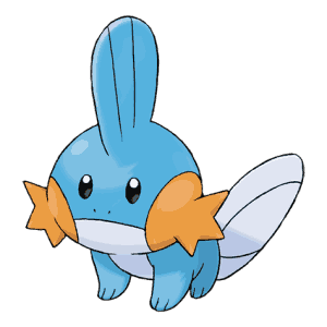 Mudkip Pokemon Go