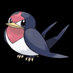 taillow Pokemon Go
