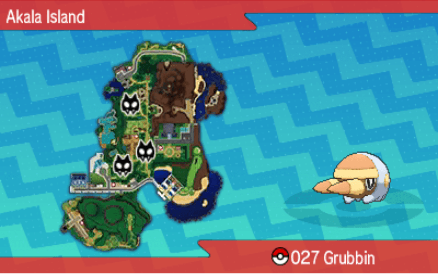 Grubbin Stats Moves Abilities Locations Pokemon Sun Moon