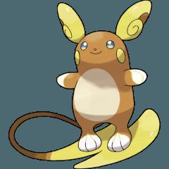 pokemon glazed evolution chart