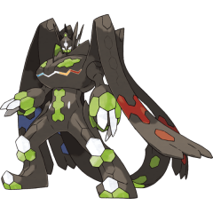 Image result for zygarde complete