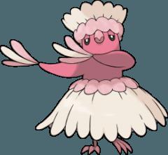 741 Oricorio%20(Pa'u%20Style) Pikipek Pokemon Sol y Luna