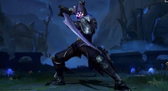 Assassin Master Yi Skin