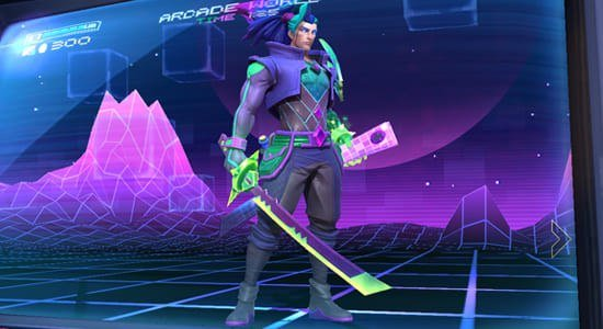 Battle Boss Yasuo Skin