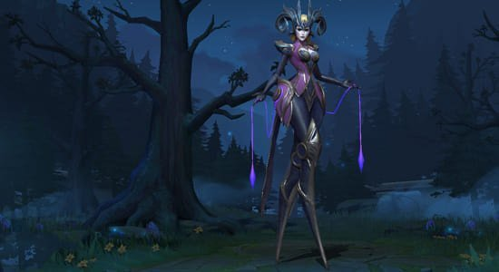Coven Camille Skin